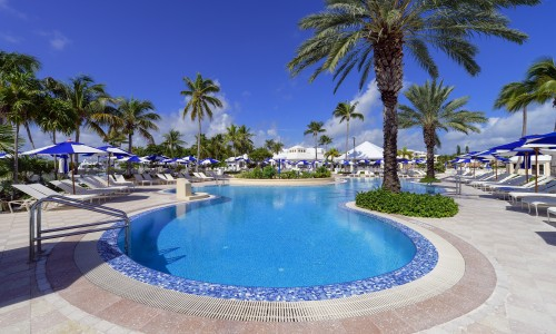 Ocean Reef Club swimming pool
